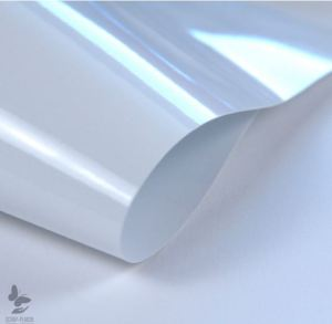 Lot de 5 papiers gloss blanc 5.99